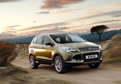 Ford Kuga 2013 photos