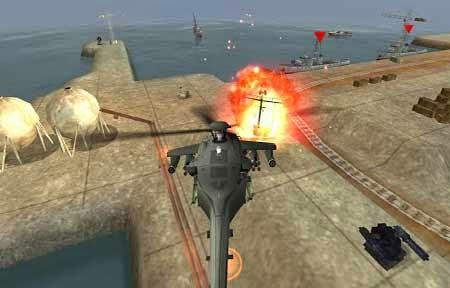Download Game Helikopter Tempur Air Assault di PC