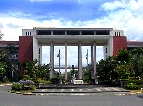 University of the Philippines campus
