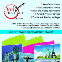 DON V TRAVELS