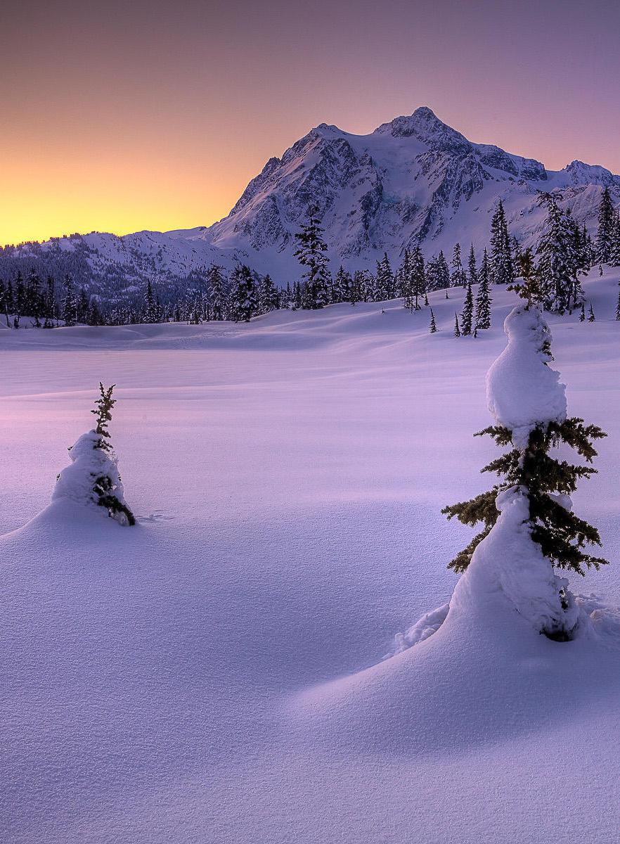 North Cascades National Park, USA: