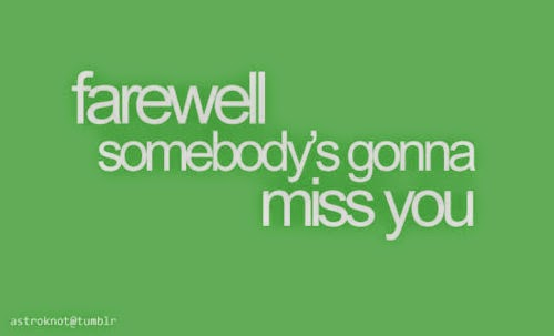 Farewell Quotes Images: Goodbye Quotes and Sayings