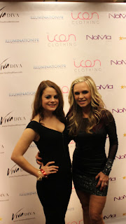 Megan Miceli and Tamra Barney