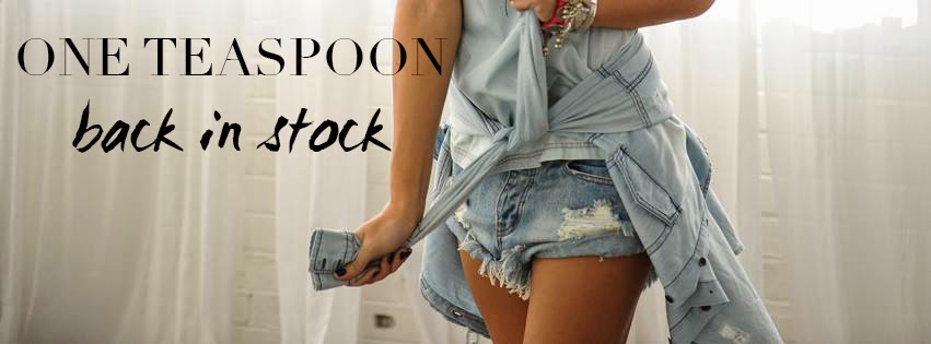 One Teaspoon Clothing Toronto One Teaspoon Cobain Baggies