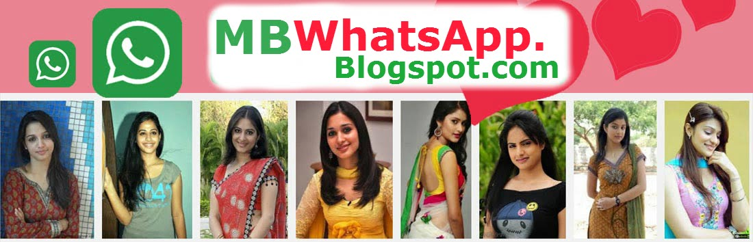 WhatsApp Mobile Numbers | WhatsApp Girls Numbers | WhatsAap Download