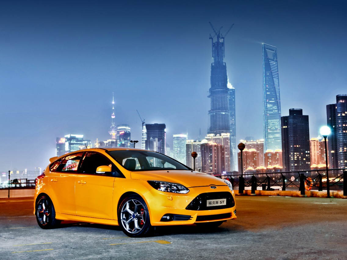Ford China Starts off New Year with a Boom