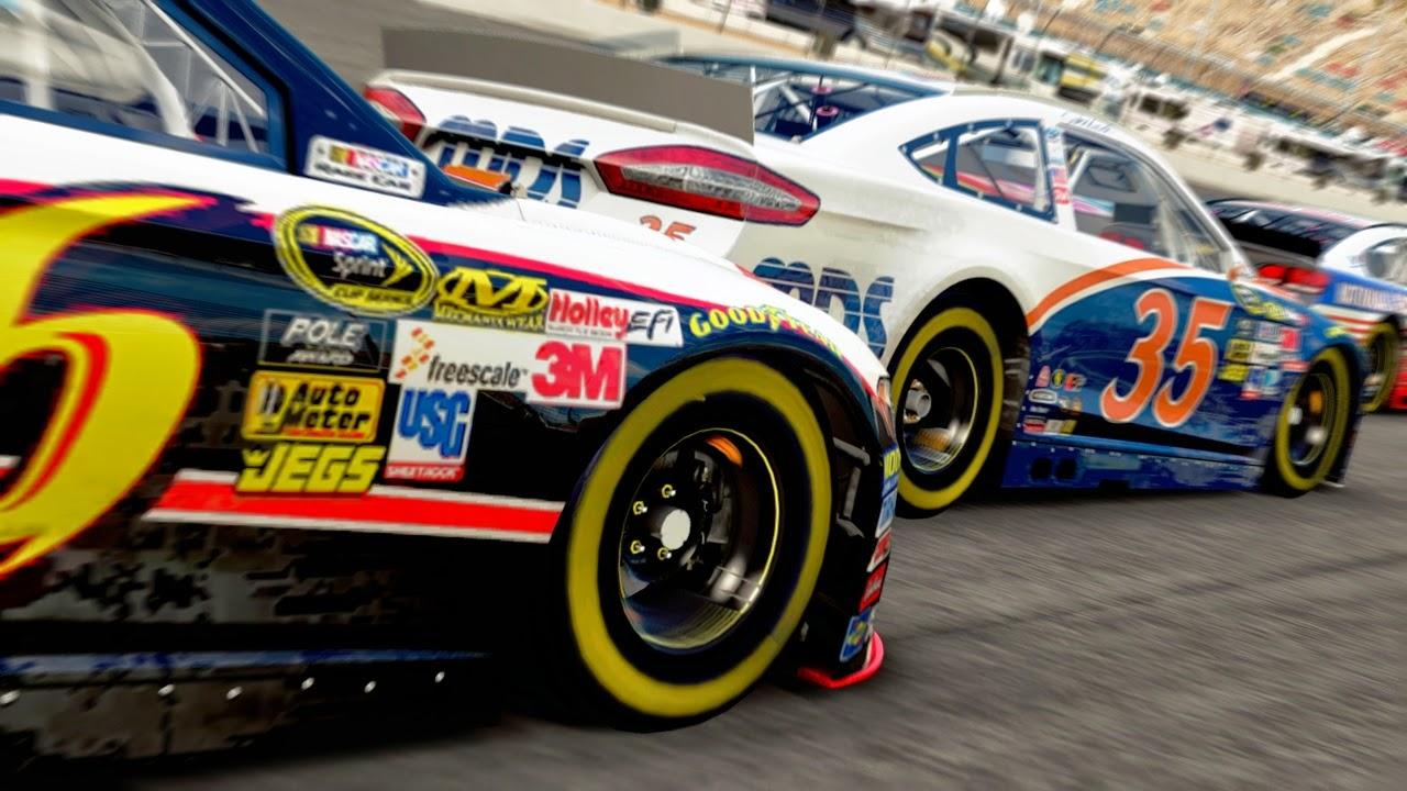 NASCAR 14 review