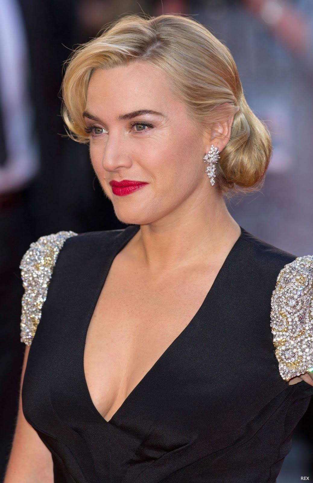Kate Winslet Kate Winslet Hairstyles