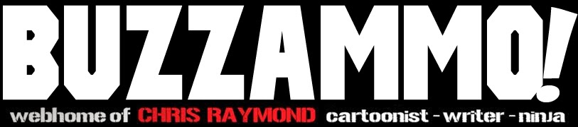 BUZZAMMO! The Webhome of CEE RAYMOND