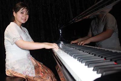 Pianis Muda Indonesia Ukir Rekor Dunia di Sydney