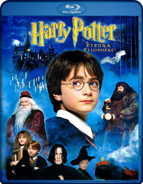 Harry Potter y la Piedra Filosofal (2001) BRrip Full HD Dual