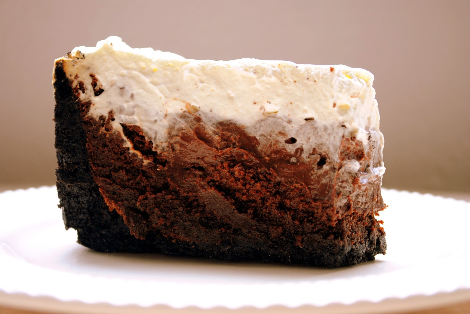 Mississippi Mud Cheesecake Recipes — Dishmaps