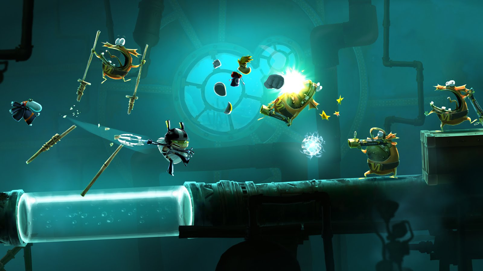 Rayman leyend pc full multilenguaje