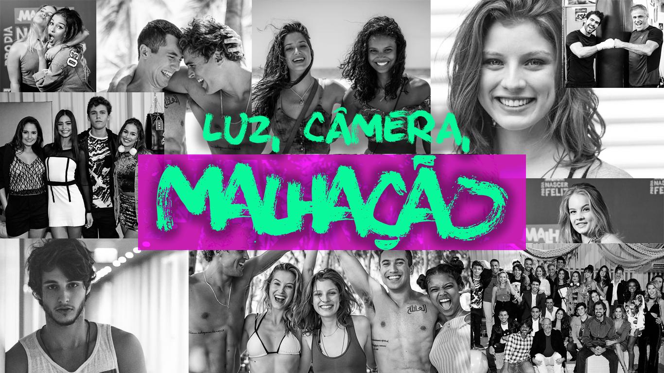 LCM - Luz, Câmera, Malhação!