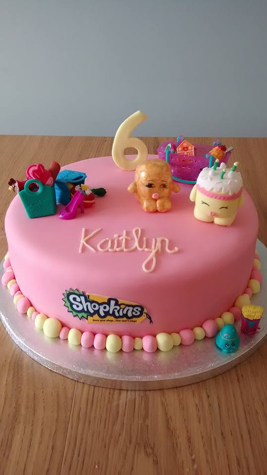 The Darling Cake Company: Shopkins