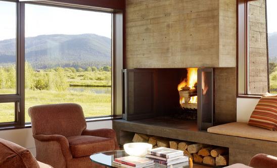 Fotos de chimeneas chimenea de emisiones - Chimeneas de interior ...