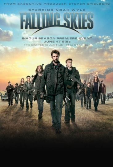 Falling Skies 2 Temporada Completa Espaol Latino Descargar 2012 HDTV