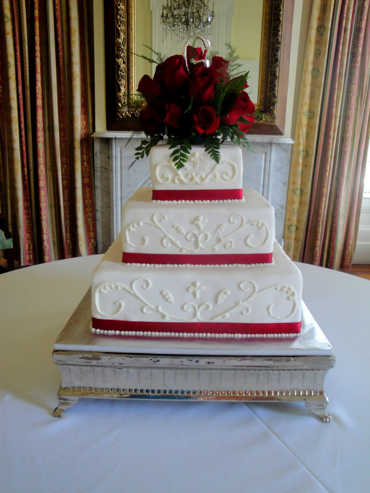 Confections Wedding cakes