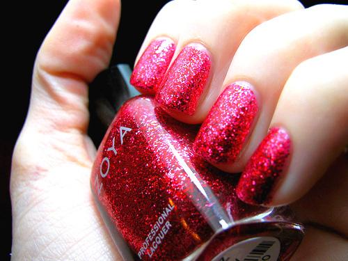 Stylish red nail polish spring 2012 nail designs 2013 nail art perfect red nail polish 2012 prinsesfo Image collections