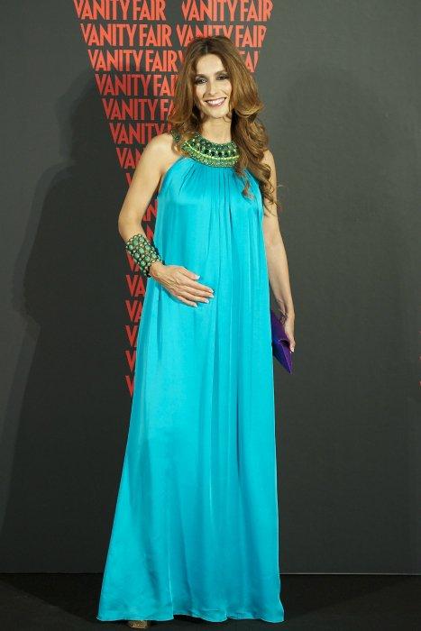 Vestidos hermosos para mujeres embarazadas