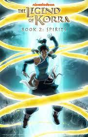 Avatar The Legend Of Korra Book 2 Spirits