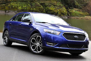 2015 New Ford Taurus Super high output front eagle view