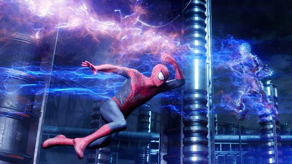 Spider Man vs Electro 1u