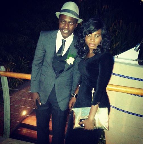 2Face And Annie Idibia's Dubai Wedding