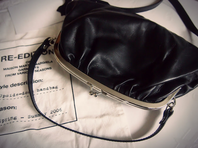 Maison Marting Margiela for H&M upside down bag