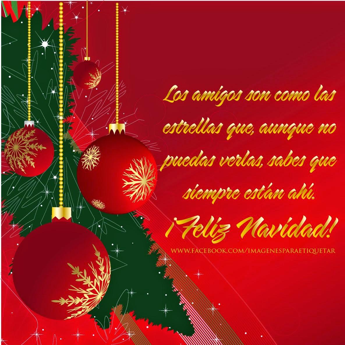 Mensajes de navidad para amigos tarjetas de navidad - Tarjetas felicitacion navidad ...