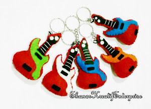 Gitar Felt - RM5.50 satu