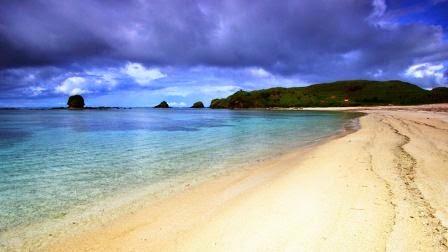 Kuta : pesona wisata pantai di tempat wisata bali