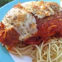 Golf Videos: Cheese - Tomato Chicken Parmesan