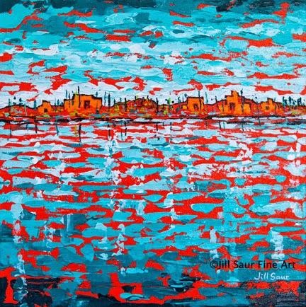 buy abstract art in atlanta
