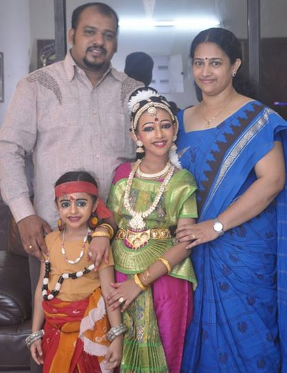 Akshara Kishor family photos