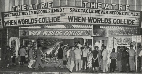 Now playing: When Worlds Collide (circa 1951)