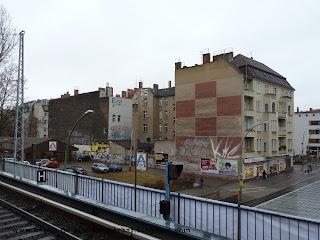Greifswalder Strasse, s-bahn