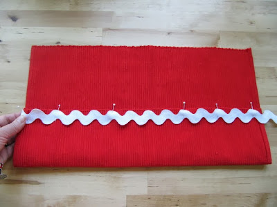 placemat apron