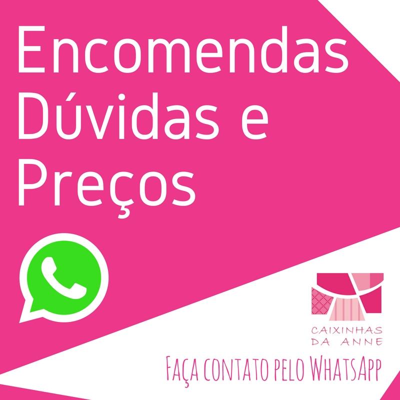 Faça contato pelo WhatsApp
