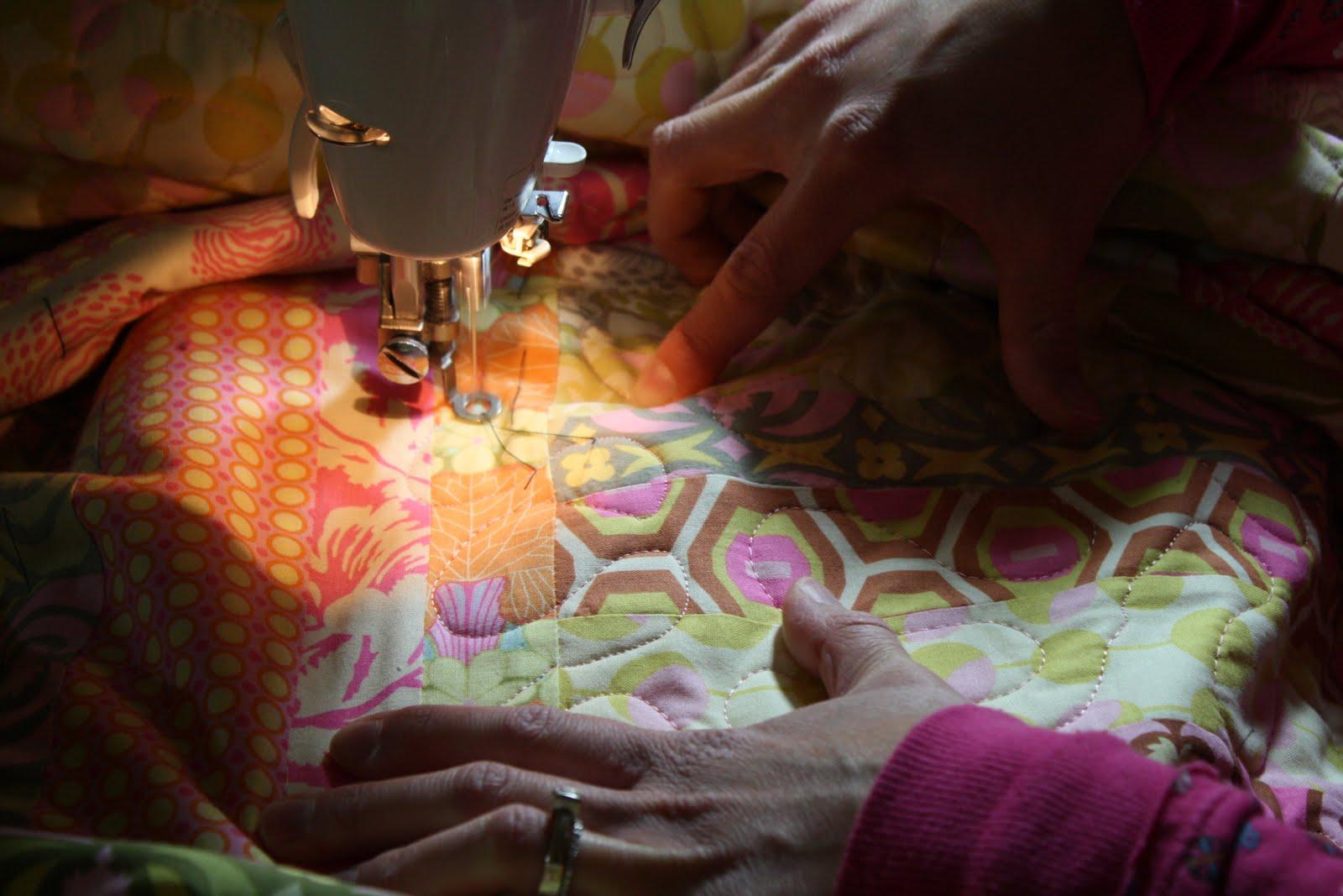 sewing machine applique u tube