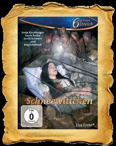 Grimm meséiből: Hófehérke (Grimm's Fairy Tales: Snow White / Schneewittchen) színes,magyarul baszélő, német mesefilm, 59 perc, 2010