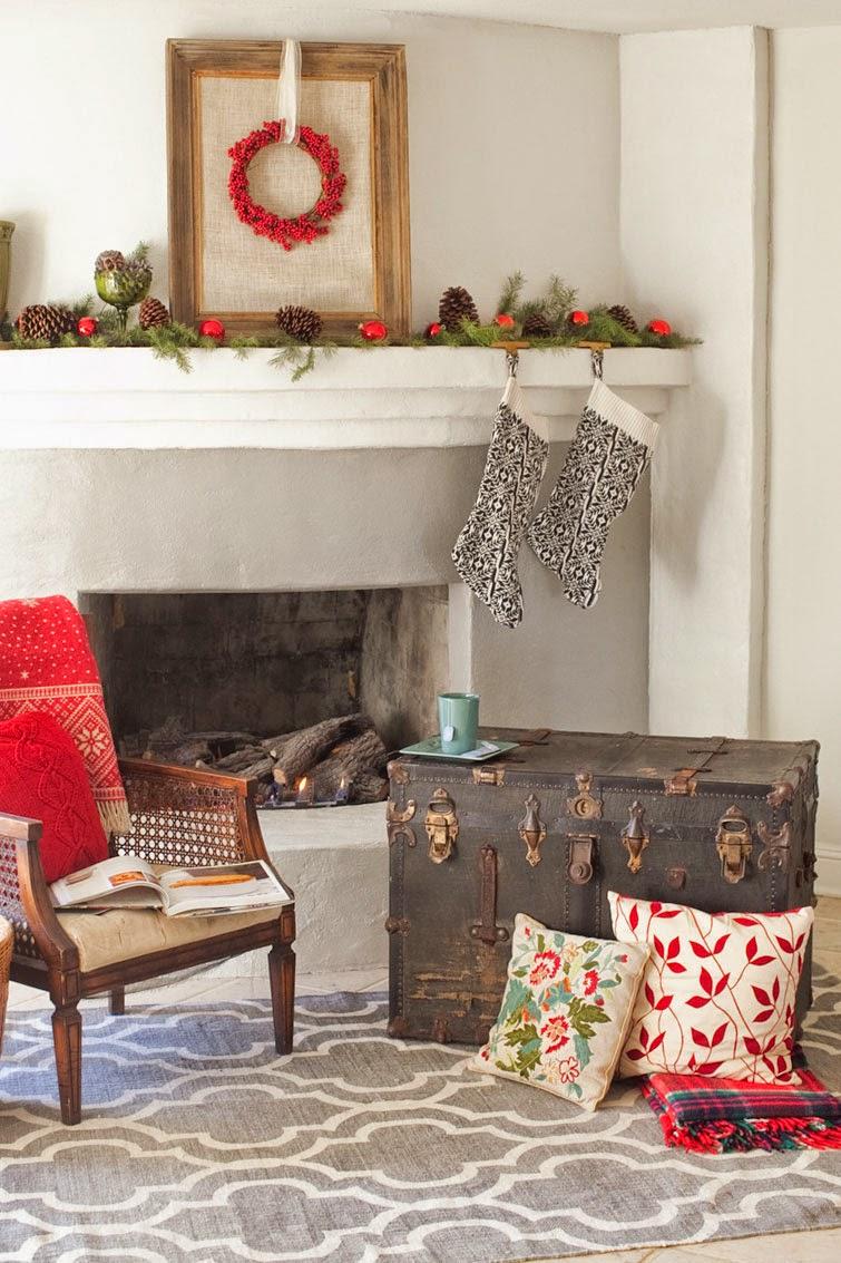 Petitecandela blog de decoraci n diy dise o y muchas - Chimeneas decoradas ...