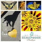Scrapbook Boutique Monthly Challenge