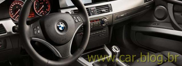 BMW 318i Sport-painel