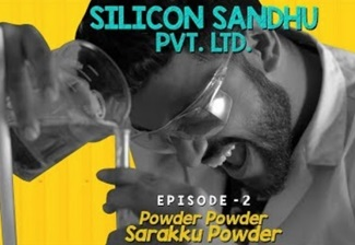 Silicon Sandhu Pvt LTD | EP 2 – Sarakku Powder | Madras Central