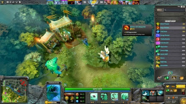 Download Game DOTA