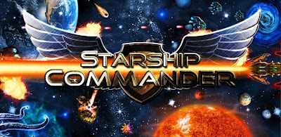 DOWNLOAD GAME  STARSHIP CAMMANDER KHUSUS ANDROID GRATIS