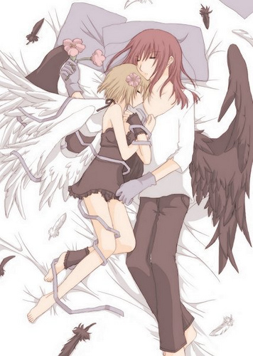 Cute anime couples sleeping together picture couple picture cute anime couples sleeping together picture altavistaventures Image collections