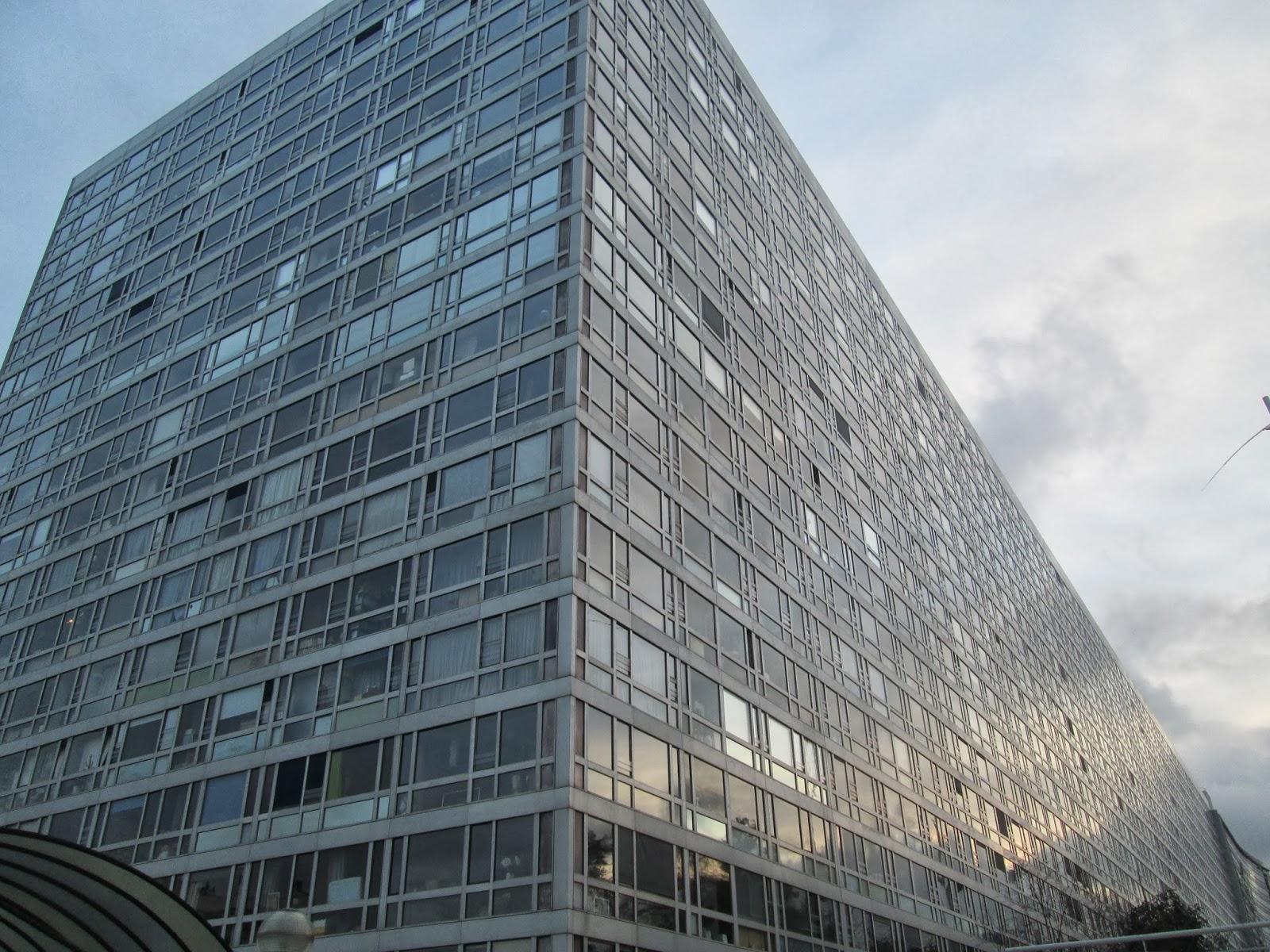 Entrevoir maine montparnasse - Jean dubuisson architecte ...