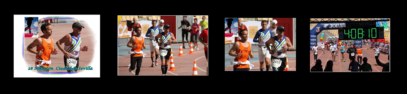 MARATON SEVILLA 2012